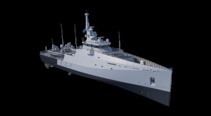 गश्ती जहाज डेमेन स्टेन गश्ती 6211