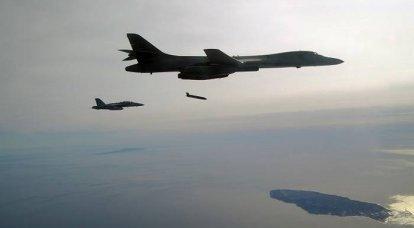 Marinha dos EUA testou novos mísseis de cruzeiro