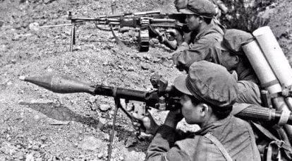 冷戦中の中国歩兵対戦車兵器