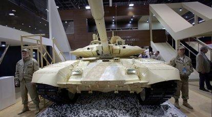 कैसे रूसी टी -90 एस अब्राम्स एम 1 ए 1 / ए 2 टैंक जीते