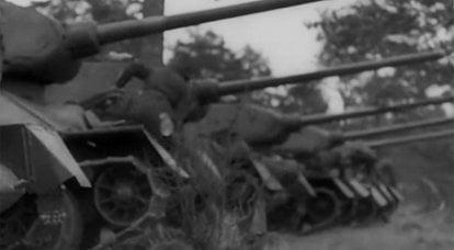 Büyük Vatanseverlik Savaşı. Bir Sovyet tankerinin günlük yaşamıyla mücadele edin