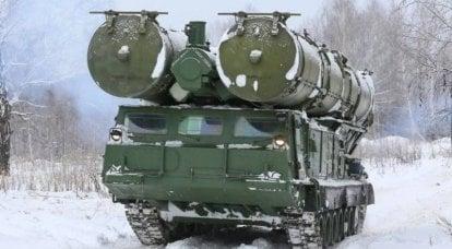 Resposta da Lockheed à implantação do S-300V4 e dos Knights. Os mísseis avançados do Almaz-Antey Concern VKO afastam a ameaça?