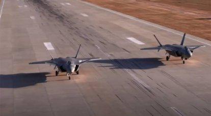 """""""Um dos obstáculos para a furtividade dos caças J-20 são os motores russos Al-31F"""" - especialista indiano"""