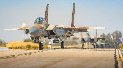 Israel explicó el motivo de los ataques aéreos contra el Líbano
