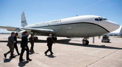 संयुक्त राज्य अमेरिका ने ओपन स्काईज संधि के तहत संचालित अंतिम विमान को निष्क्रिय कर दिया