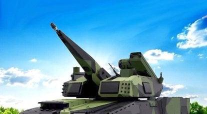액티브 방공 모듈 Rheinmetall Skyranger 30
