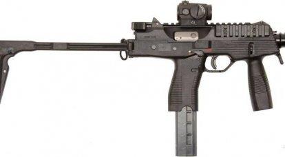 MP9 特殊部隊用スーパーボアガン