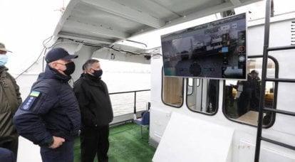 Die Ukraine wird die Sicherheitsbasen der Marine in Mariupol und Berdjansk stärken