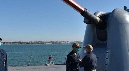 """Aux États-Unis, les destroyers Arleigh Burke équiperont le SEWIP Block III d'une """"attaque électronique"""""""