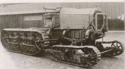 多用途底盘Marienwagen II和基于它的汽车(德国)