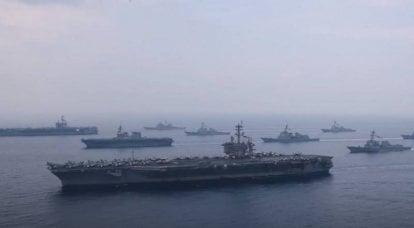 五角大楼打算将美国舰队的船只数量增加到500或更多