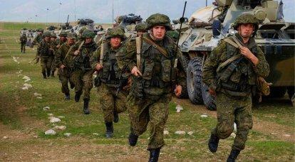 언론 : 러시아 군, 미국과 나토에 도전하다
