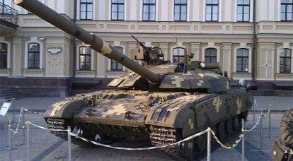 Comandante das Forças Terrestres da AFU: Os tanques T-64BM Bulat provaram ser ineficazes
