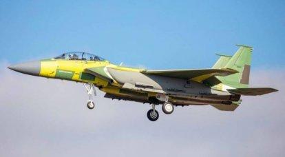 新しいものは忘れられがちな古いものです:第XNUMX世代の最も強力な戦闘機