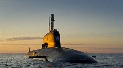 俄罗斯海军的水下部分随时准备剥夺国王Ma下的战斗稳定性。 他们在白厅保持沉默的地方