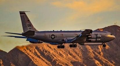 Tu-214R会挑战具有远见的E-8C JSTARS的功能吗? 二十一世纪战区的战略情报王牌