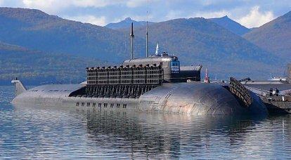 Anteyプロジェクトの潜水艦は新しい武器を受け取るでしょう -  CalibreとOnyxのミサイルシステム