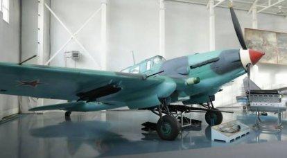 """Die Deutschen nannten das """"Flugzeug aus Beton"""": über das sowjetische Kampfflugzeug Il-2"""