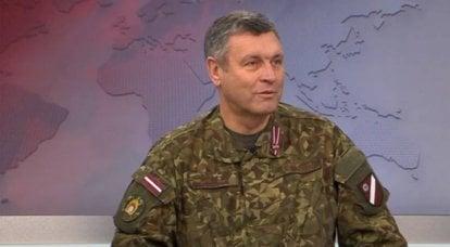Comandante letón: aunque Rusia completó el ejercicio Zapad 2021, no necesitamos relajarnos