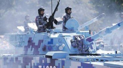 中国の防衛は技術革新のギャップに入ります