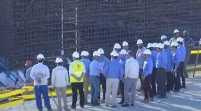 """伊朗核电站""""布什尔""""停电消息"""