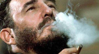 """""""स्वतंत्रता का प्रकाश स्तंभ।"""" महान क्यूबा अपराजित हो गया"""