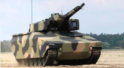 BMP Lynx de l'armée hongroise renforce sa protection contre les systèmes antichar modernes