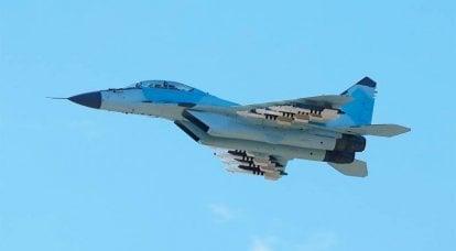 """航空兵中队购买的是""""重量级""""武器,而不是轻型的MiG-35:西方媒体对俄罗斯战机的命运感到担忧"""