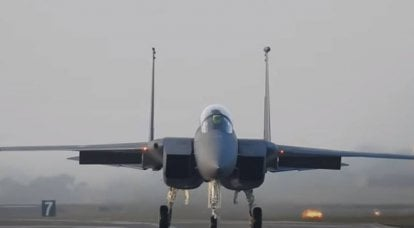 """""""The interception completely captivated the pilot"""": in the USA, the reasons for the fall of the F-15C into the North Sea are named"""