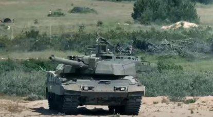 França e Alemanha decidiram sobre os primeiros gastos no projeto de um promissor tanque conjunto MGCS