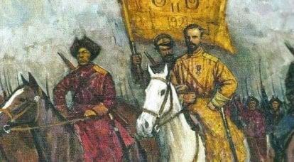 बैरन अनगर्न का उत्तरी अभियान कैसे विफल हुआ