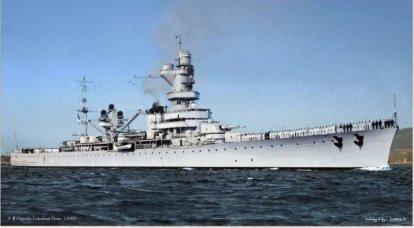 Savaş gemileri. İdealde neden böyledir, mösyö?