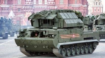 """Hava savunma sisteminin modernizasyonu """"Tor-M2"""" kompleksin savaş yeteneklerini önemli ölçüde artırdı"""