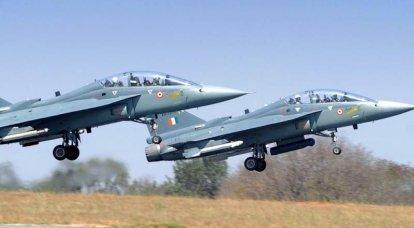 भारतीय प्रतिस्थापन मिग-एक्सएनयूएमएक्स: तेजस एमके II परीक्षण के अंतिम चरण में