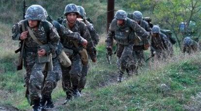 Le Karabakh pourrait-il résister?