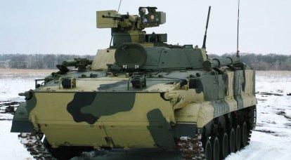 """Le nouveau complexe de contrôle des unités antichars """"Zavet"""" est allé aux troupes"""