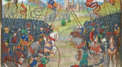 Chevaliers de la guerre de Cent Ans : dans les batailles et les campagnes