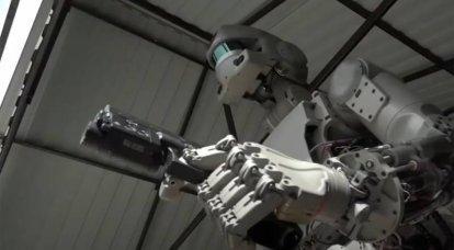 आधुनिक युद्धों और भविष्य के युद्धों में रोबोट से लड़ना: मिथक और वास्तविकता