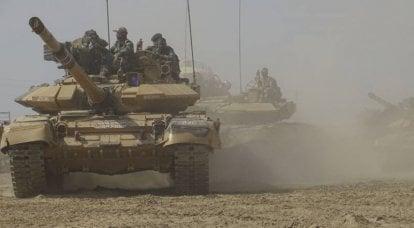 Líderes del mercado de tanques