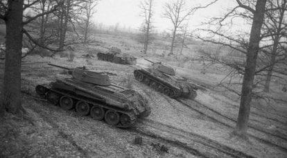 80歳:T-34