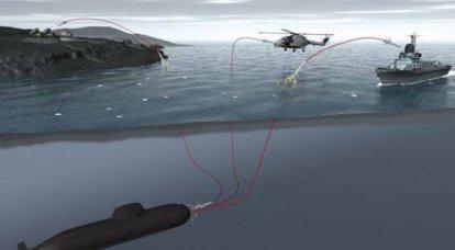 潜艇武器补充了防空导弹