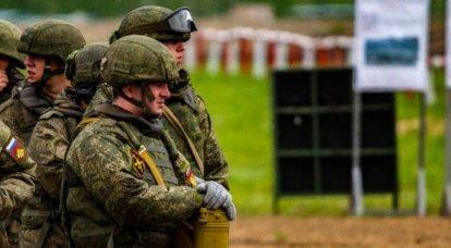 Kaliningrad bölgesinde yeni bir motorlu tüfek bölümünün oluşumunun zamanlaması açıklandı