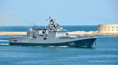 2020 द्वारा, रूसी बेड़े को 50 जहाज प्राप्त होंगे!