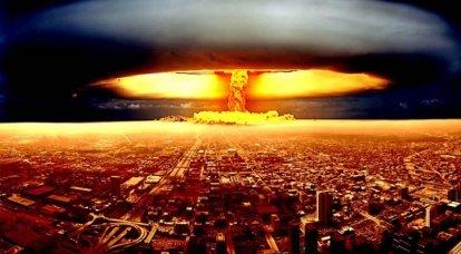 アメリカ人は彼らの核兵器をロシアと比較しました