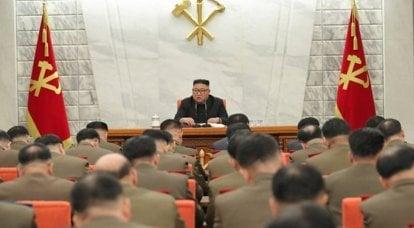 구소련 기술 : 미국 언론은 북한군의 상태를 분석했다