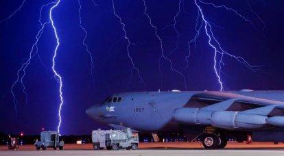 米空軍は内部の敵を脅かす