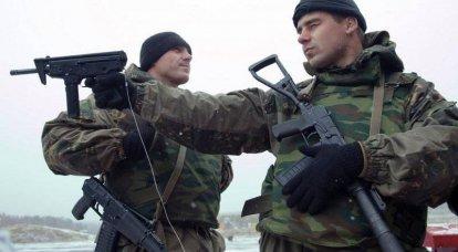 Quel est l'avenir des forces spéciales russes après la réforme?