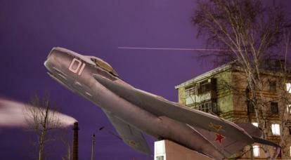 VKSは私たちの極東を守りますか? 過去と現在の11 th赤い旗陸軍航空宇宙軍。 H. 1