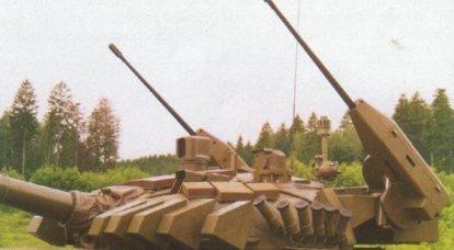 斯洛伐克现代化的苏联坦克。 T-72M2 Moderna