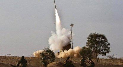 イスラエルはミサイル防衛施設「Sharvit Ksamim」の2回目のテストを実施